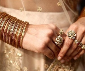 bangles and traditional style image
