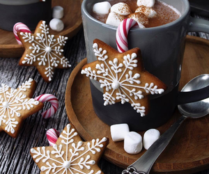 cacao, yummy, and cake image