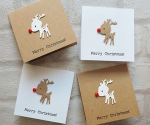diy and christmas cards image