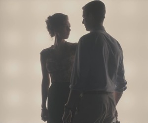 couple, matthew good, and the crown image