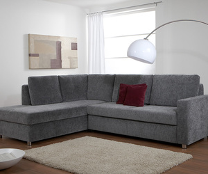 sectional sofa, nordholtz, and leather sectional sofa image