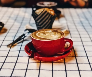 cappuccino, coffee, and life image