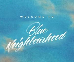 troye sivan, blue, and blue neighbourhood image