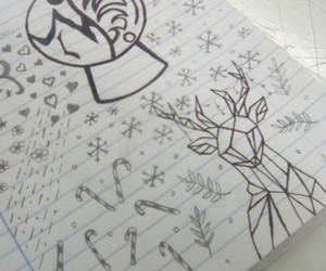 chiristmas and drawing image