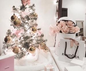 christmas and girly image
