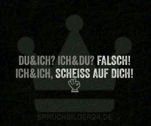 deutsch, i, and you image
