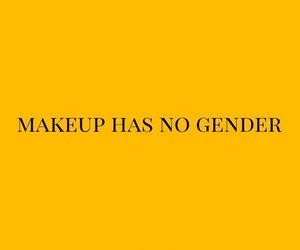 be yourself, makeup, and quotes image