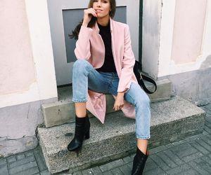 beauty, casual, and fashion inspo image