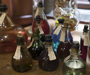 potion, witch, and witchy things image