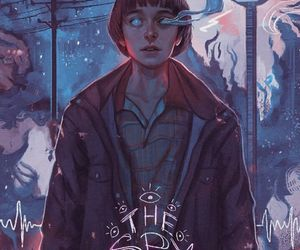 will and stranger things image