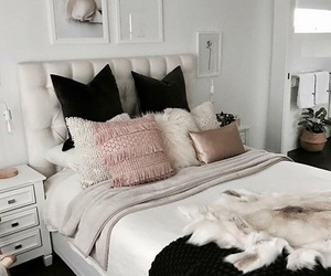 bedroom and classy image