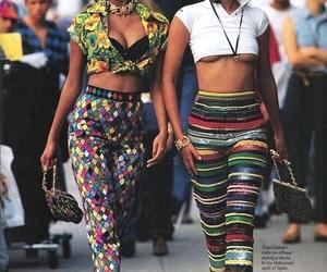 fashion, tyra banks, and model image