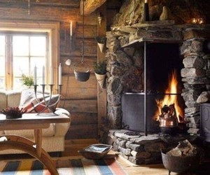home decor, cabin, and farmhouse image