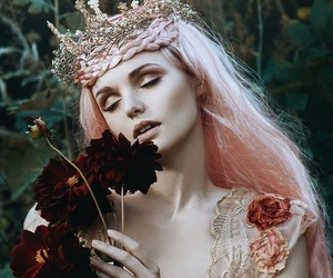 beautiful, crown, and Dream image
