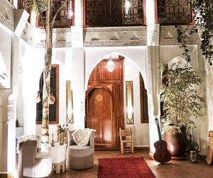 home, marrakech, and déco image