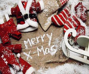 christmas, x-mas, and holidays image