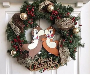 christmas, disney, and couronne image