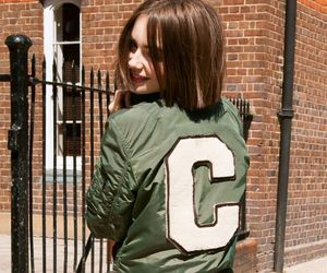 lily collins and collins image