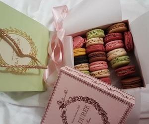 chocolate, la duree, and pink image