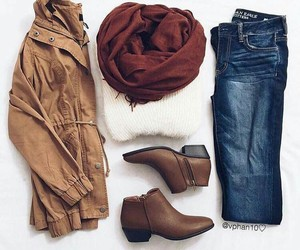 outfit and fall image
