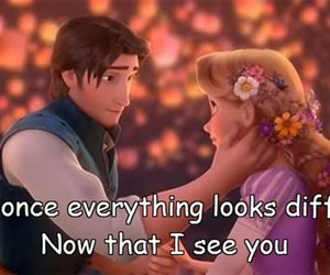 animation, tangled, and repunzel image