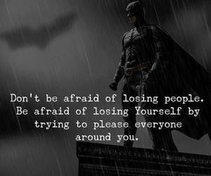 people and don't be afraid image