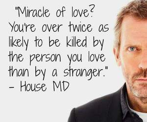 broken, house md, and funny image