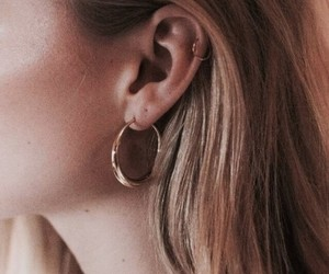 earrings, jewelry, and tumblr image