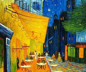 art, aesthetic, and vincent van gogh image