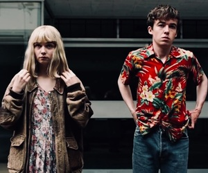 Alyssa, alex lawther, and james image
