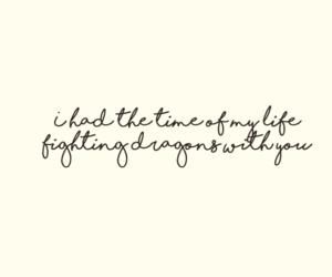 handwritten, Lyrics, and Q image