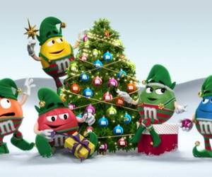 chocolate, tree, and winter image