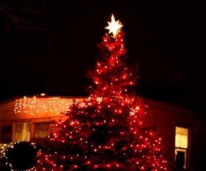 christmas, photography, and star image