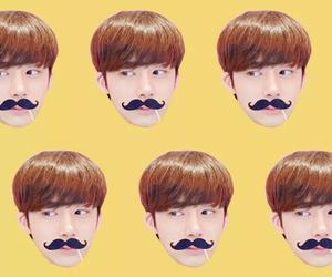 kpop, bigotes, and lol image