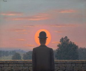 art, painting, and rene magritte image