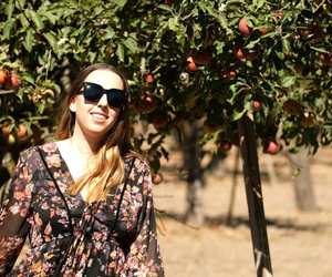autumn, blogger, and fashion image
