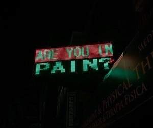 pain, aesthetic, and grunge image