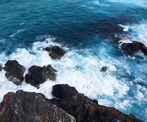 australia, blue, and ocean image