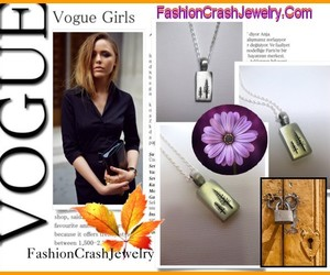 jewellery, long necklace, and charm necklace image