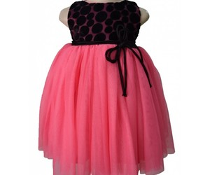 baby dresses, party wear frocks, and baby frocks image