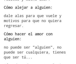 amor, mentir, and sanar image