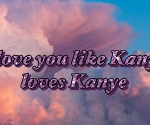 clouds, funny, and glitter image