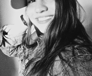 girl, fotografía, and smile image