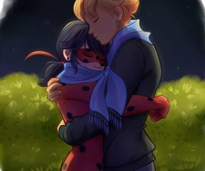 adrian and marinette image