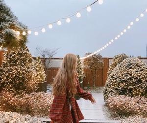 winter, fashion, and kfashion image