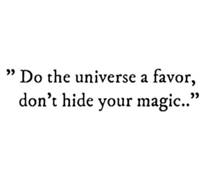 quotes, life, and magic image