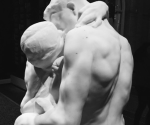 art, white, and sculptere image