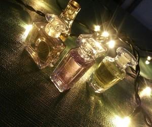 fragrance, holidays, and lights image