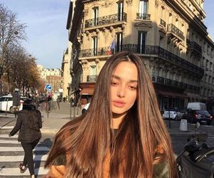 hair, beauty, and tumblr image