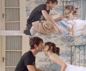 boy, couple, and 女の子 image